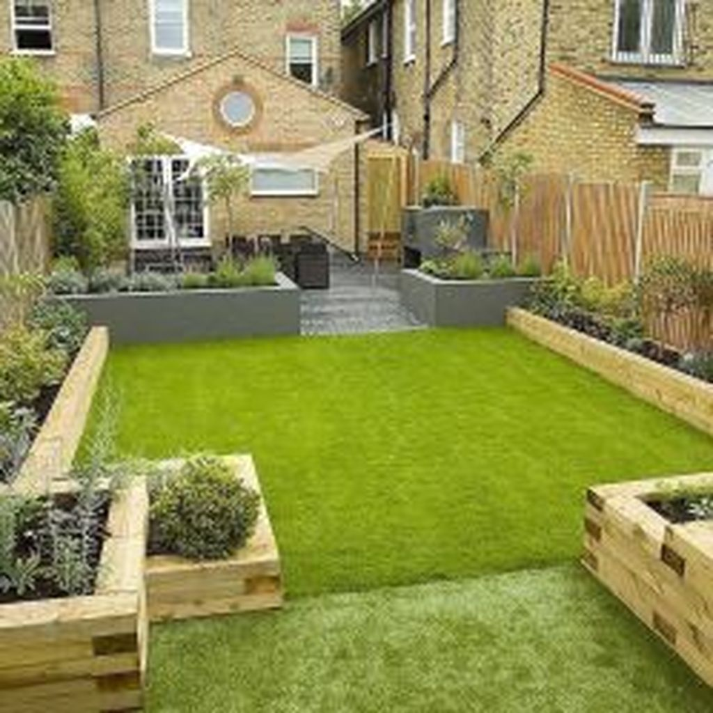 Inspiring Minimalist Garden Landscape Ideas That You Will Like 12