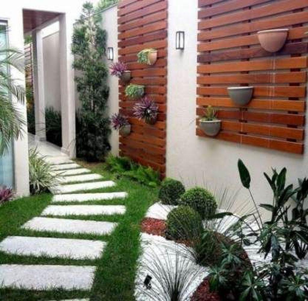 Inspiring Minimalist Garden Landscape Ideas That You Will Like 18