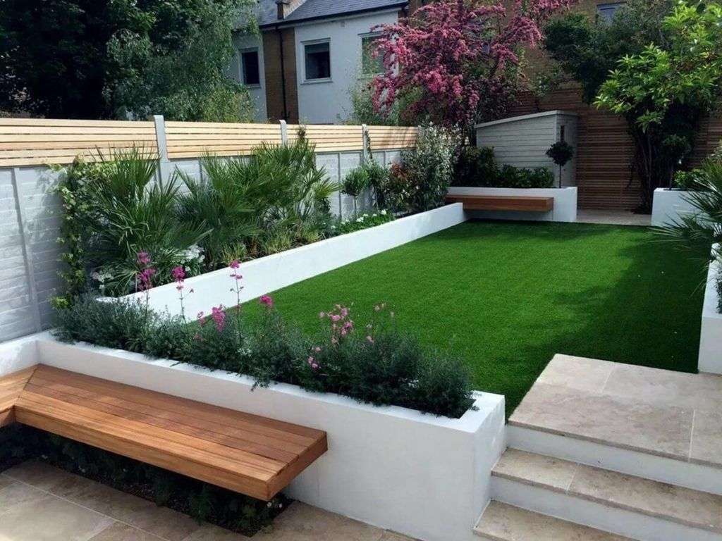 Inspiring Minimalist Garden Landscape Ideas That You Will Like 19