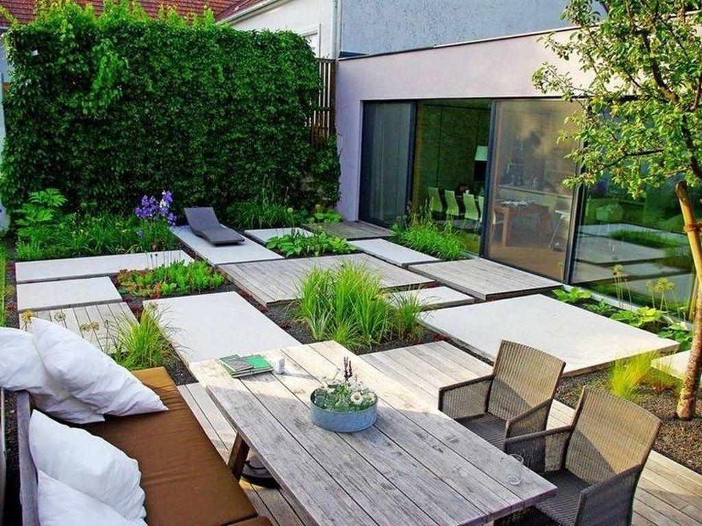 Inspiring Minimalist Garden Landscape Ideas That You Will Like 29