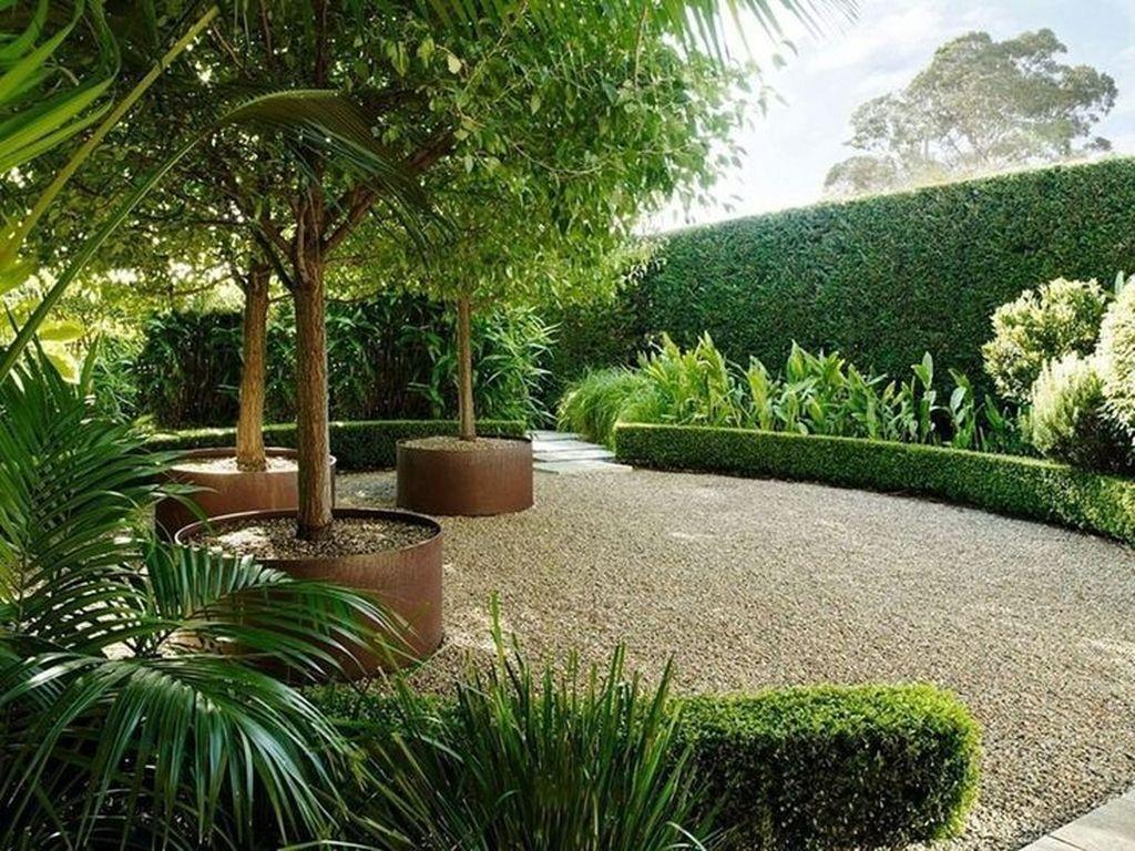 Inspiring Minimalist Garden Landscape Ideas That You Will Like 30