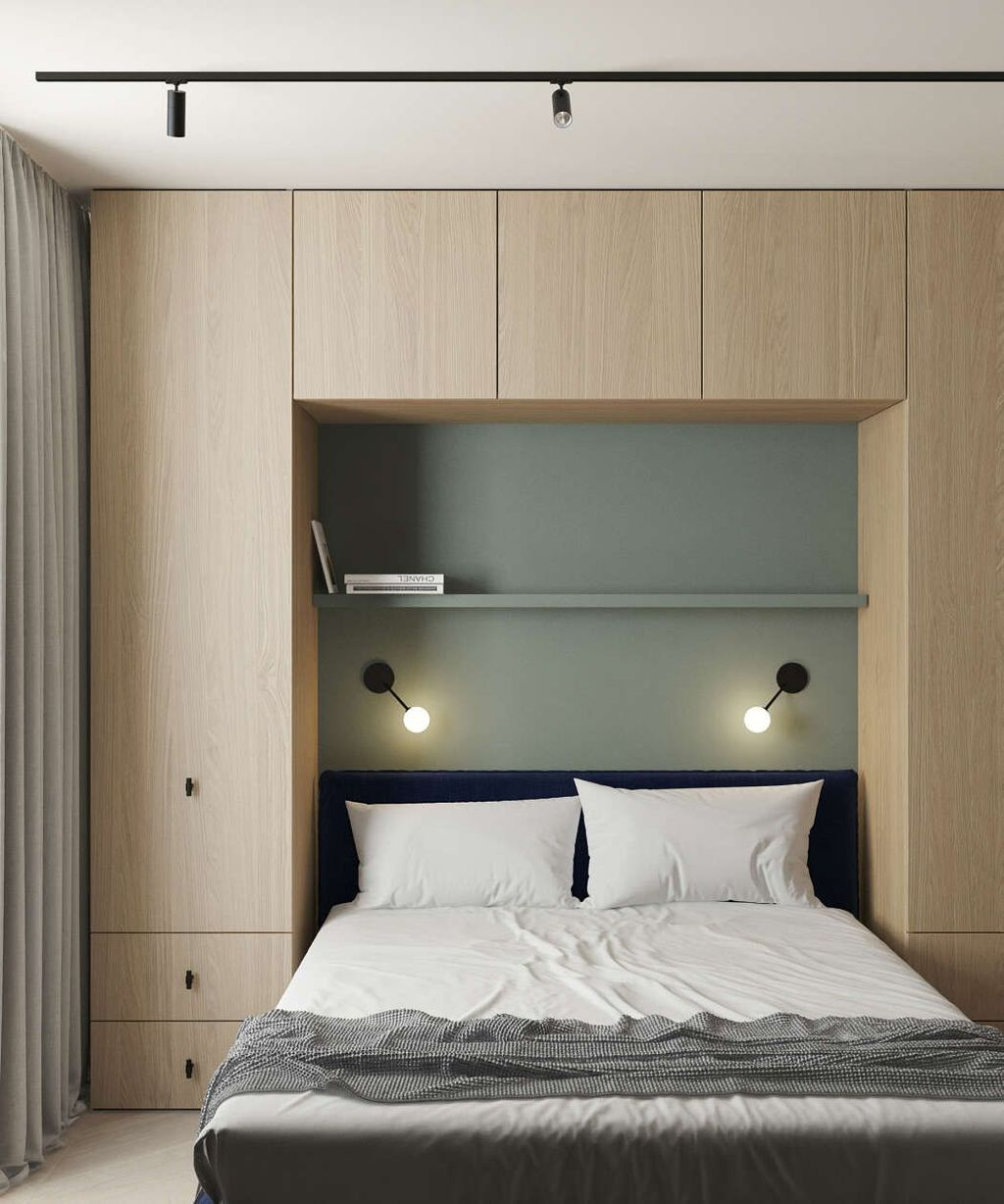 Inspiring Small Bedroom Ideas Which You Definitely Like 02