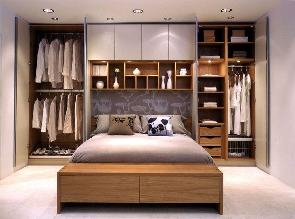 Inspiring Small Bedroom Ideas Which You Definitely Like 03