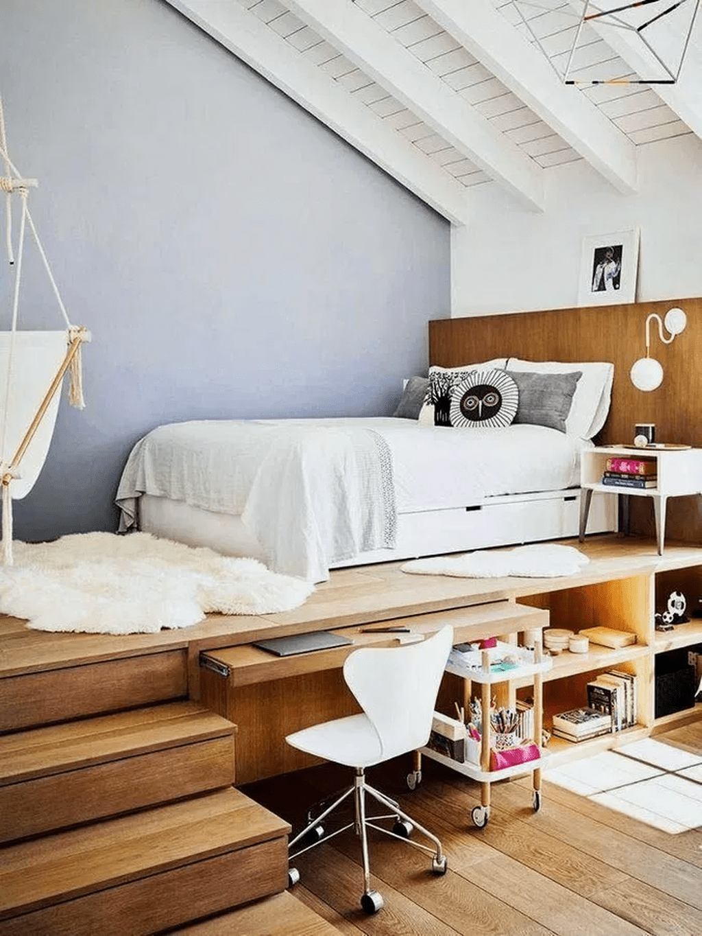 Inspiring Small Bedroom Ideas Which You Definitely Like 04