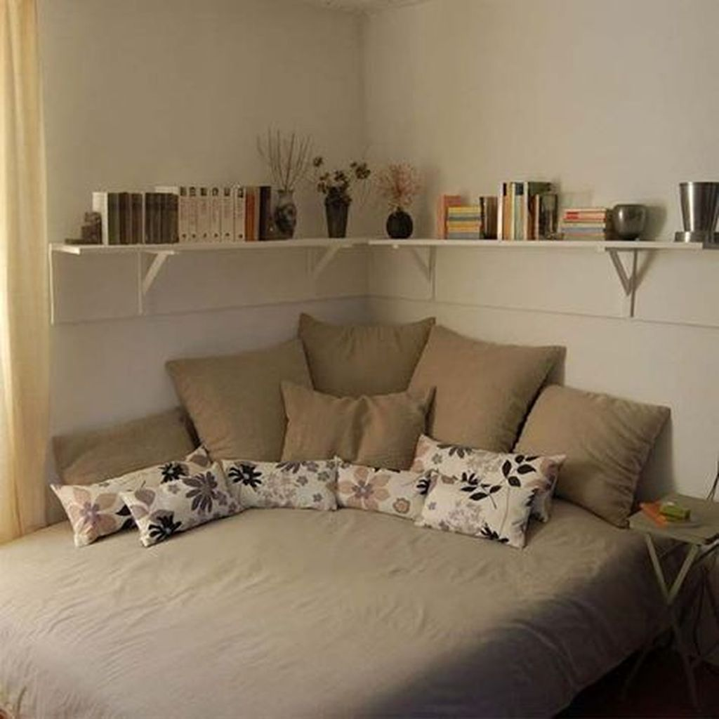 Inspiring Small Bedroom Ideas Which You Definitely Like 08