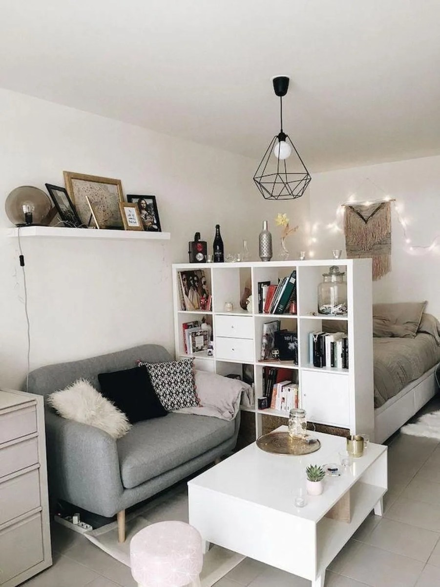 Inspiring Small Bedroom Ideas Which You Definitely Like 13