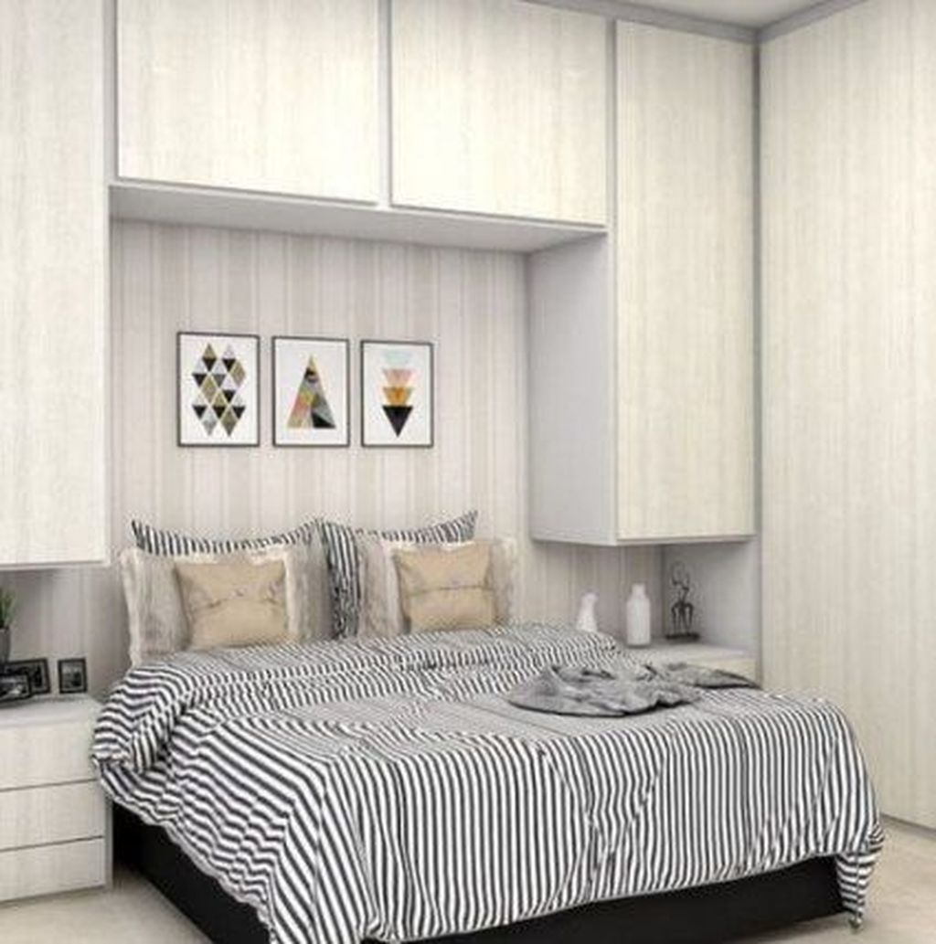 Inspiring Small Bedroom Ideas Which You Definitely Like 27