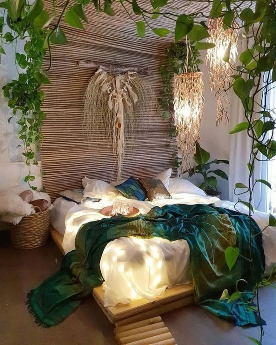 Lovely Bohemian Bedroom Decor Ideas You Have To See 06