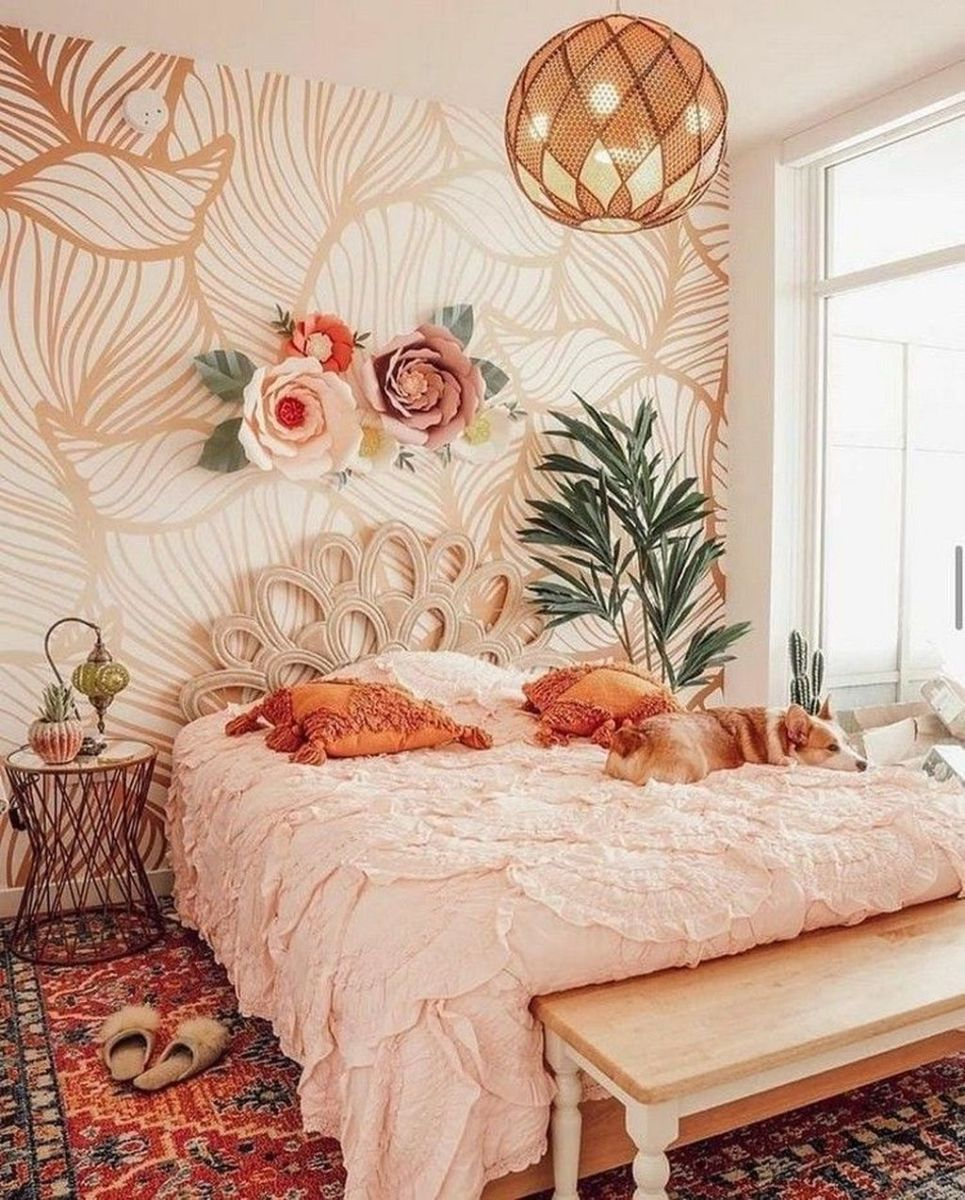 Lovely Bohemian Bedroom Decor Ideas You Have To See 14