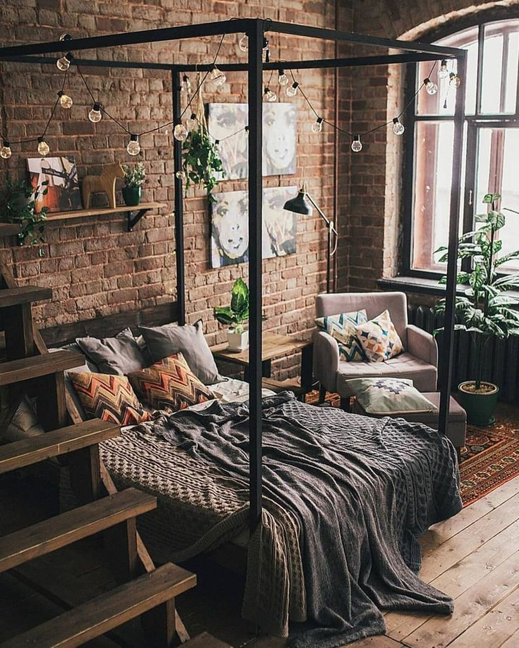 Lovely Bohemian Bedroom Decor Ideas You Have To See 15