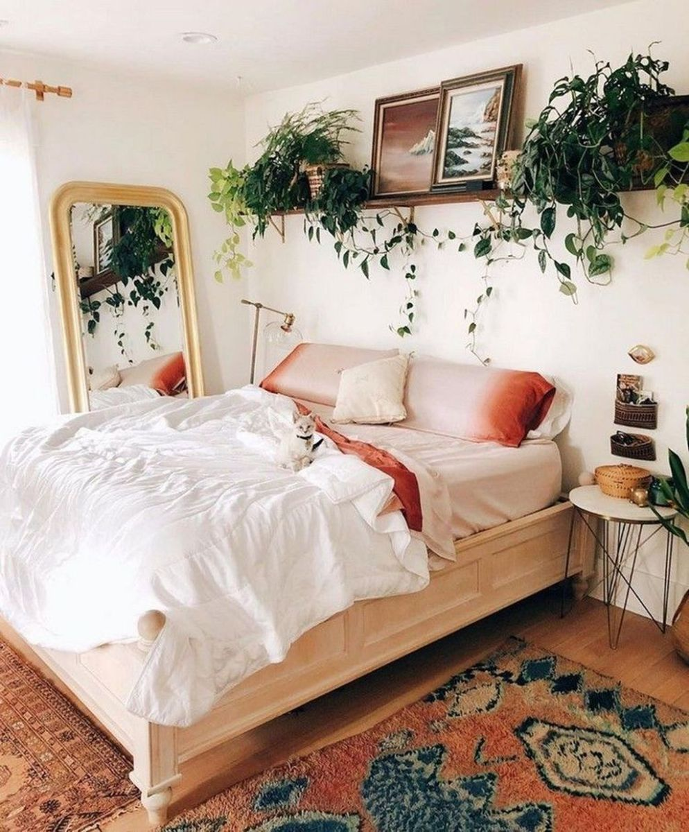 Lovely Bohemian Bedroom Decor Ideas You Have To See 16
