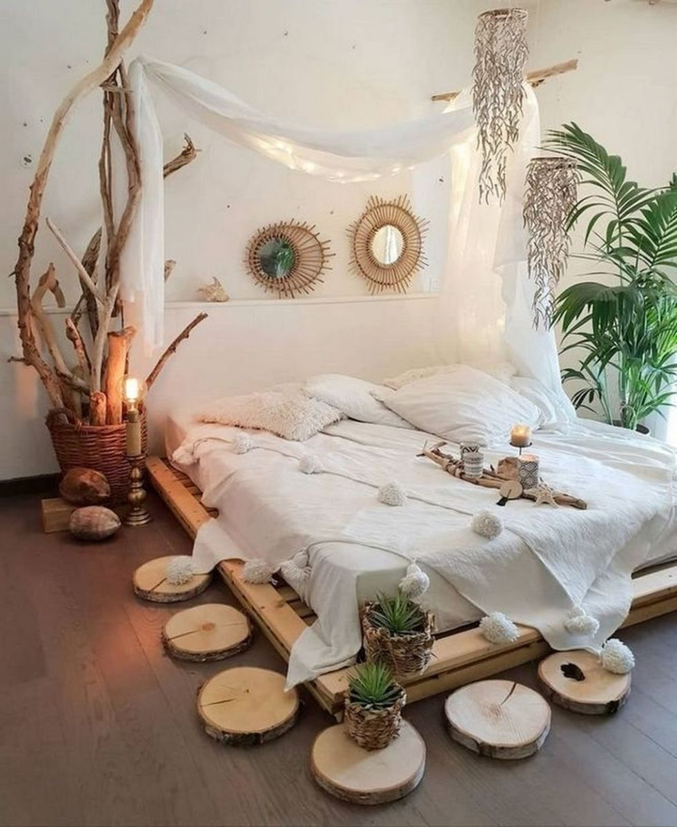 Lovely Bohemian Bedroom Decor Ideas You Have To See 20