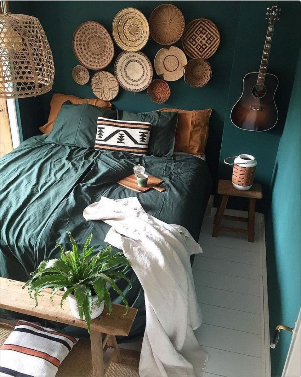 Lovely Bohemian Bedroom Decor Ideas You Have To See 21