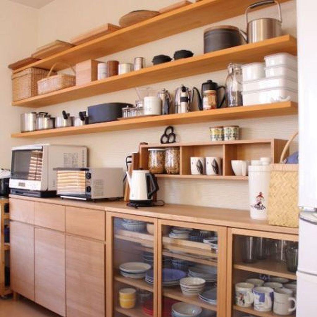 Lovely Japanese Kitchen Design Ideas 02