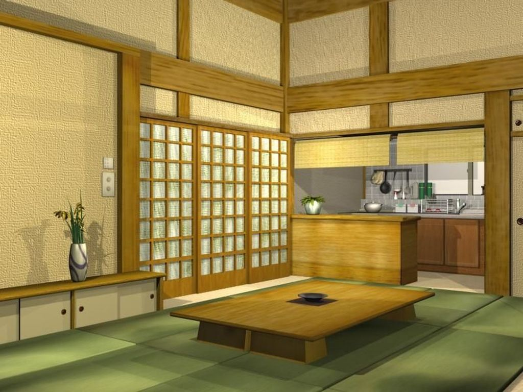 Lovely Japanese Kitchen Design Ideas 03