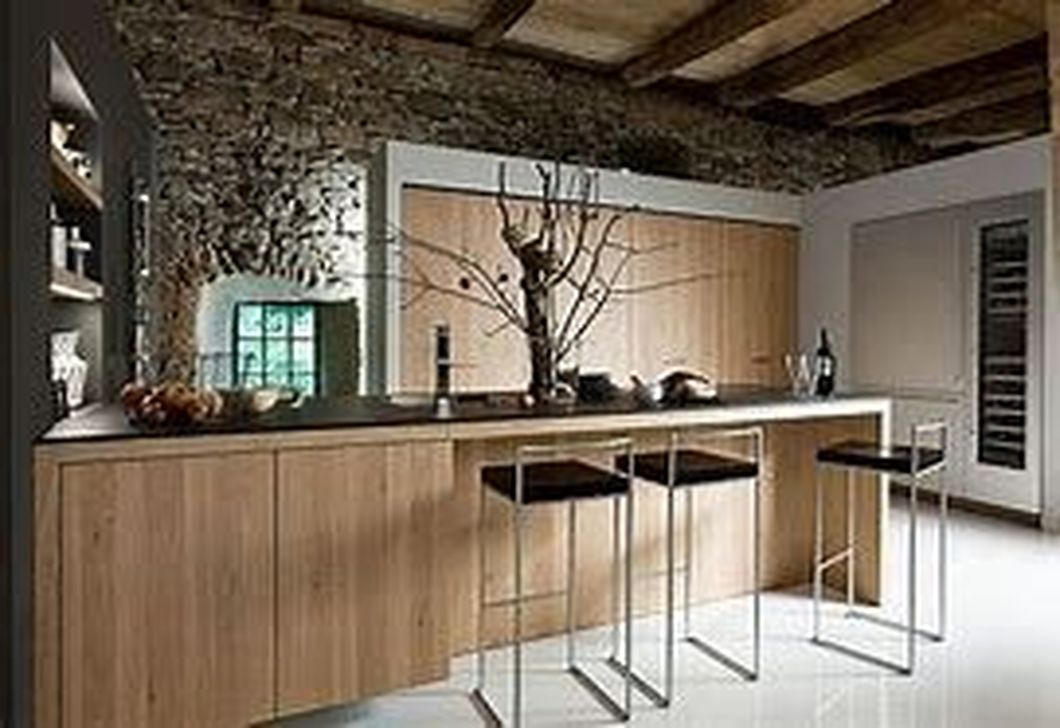 Lovely Japanese Kitchen Design Ideas 04