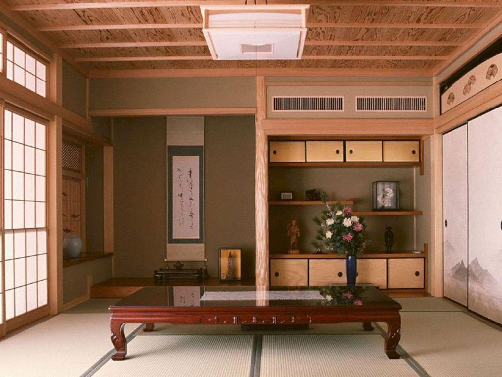 Lovely Japanese Kitchen Design Ideas 07