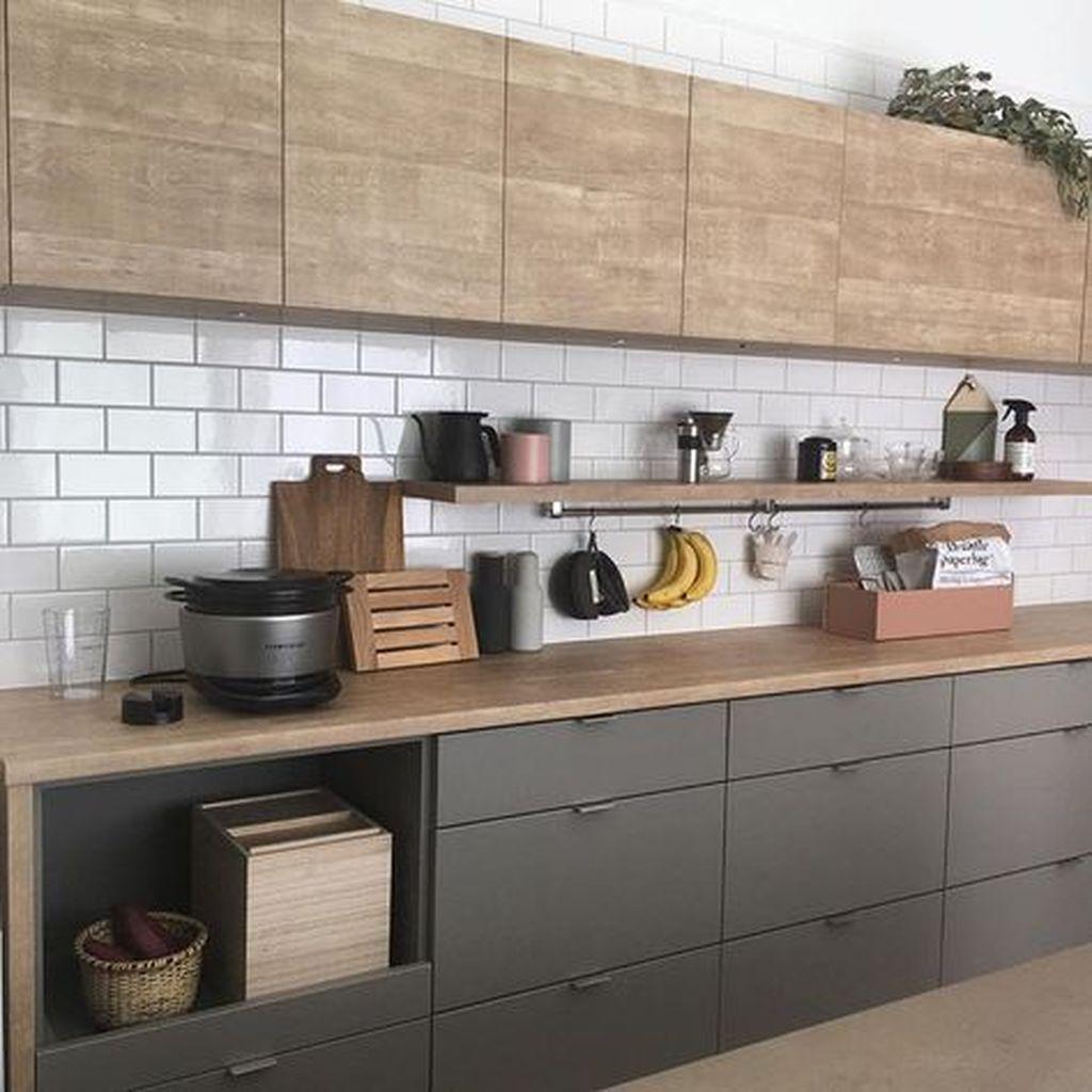 Lovely Japanese Kitchen Design Ideas 08