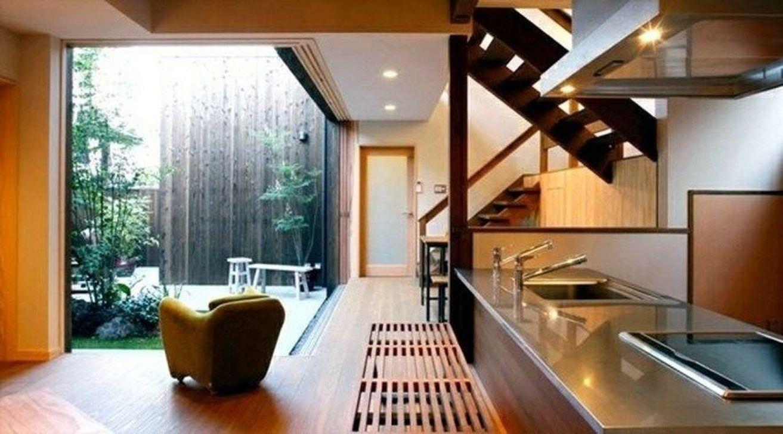Lovely Japanese Kitchen Design Ideas 09