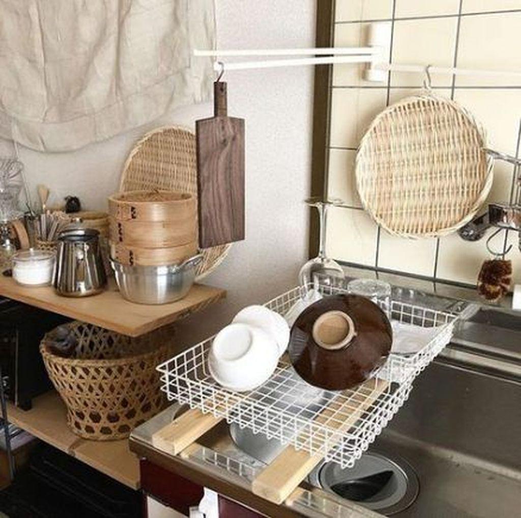 Lovely Japanese Kitchen Design Ideas 19