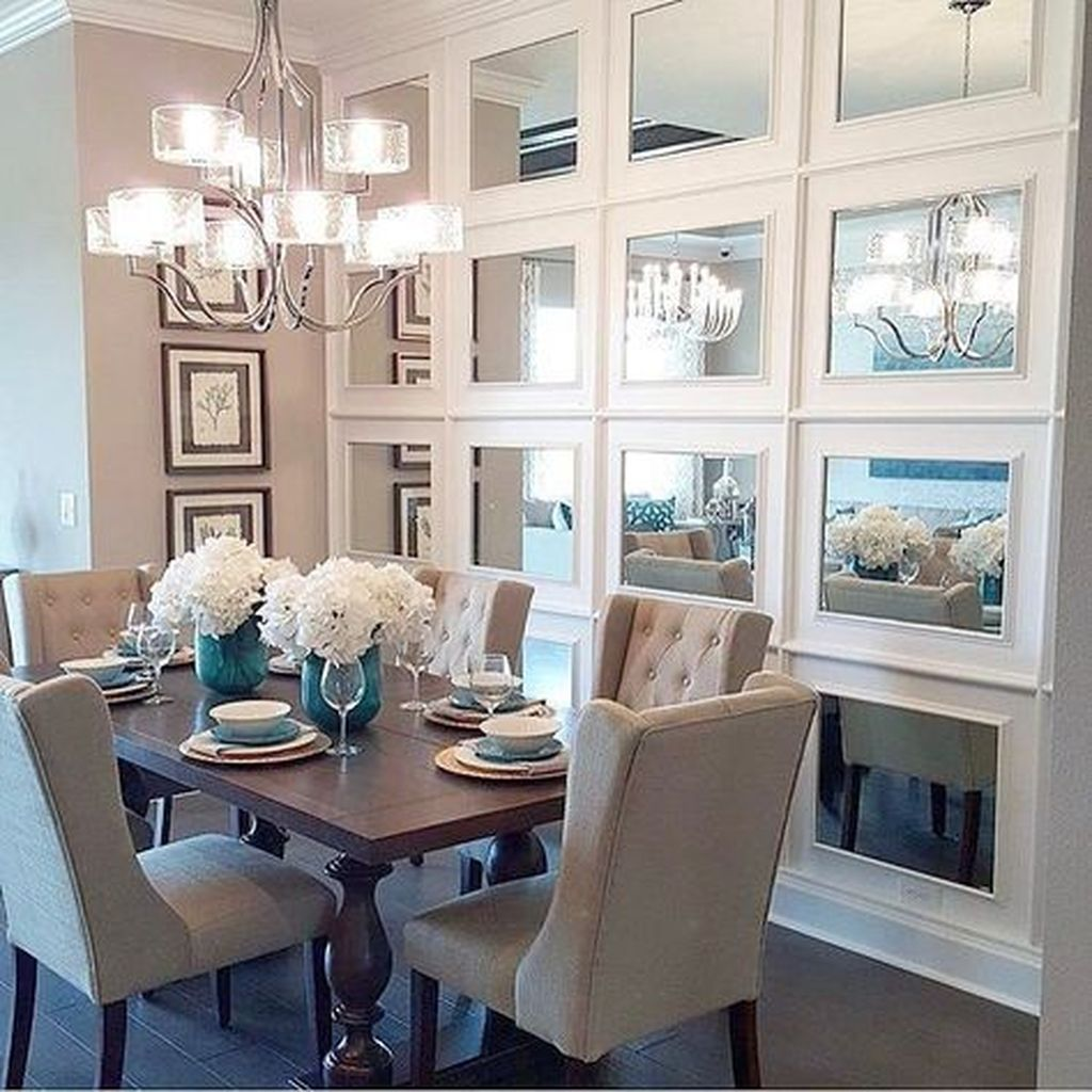 The living room is one of the most important areas in your house for a great hosting experience. Popular Mirror Wall Decor Ideas Best For Living Room 29 ...