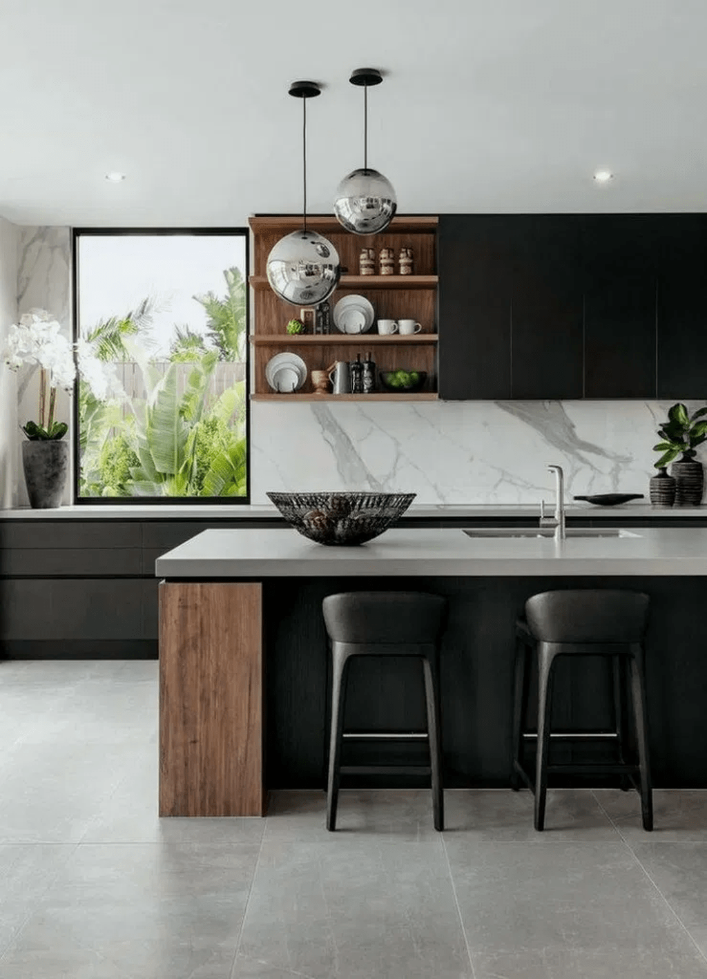 Popular Scandinavian Kitchen Decor Ideas You Should Try 07