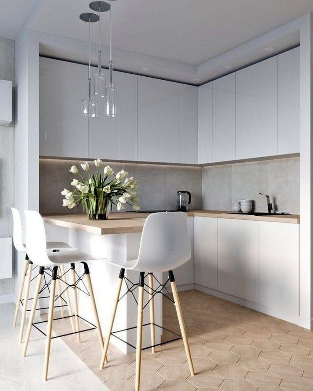 Popular Scandinavian Kitchen Decor Ideas You Should Try 32