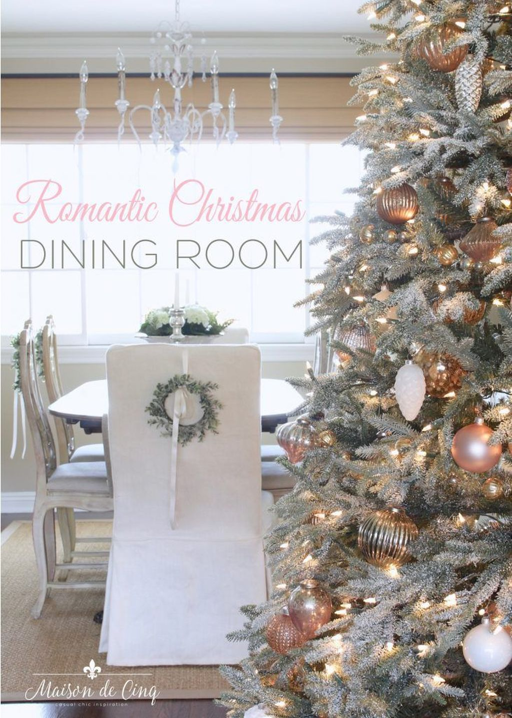 Stunning Romantic Dining Room Decor Ideas Best For Valentines Day 05