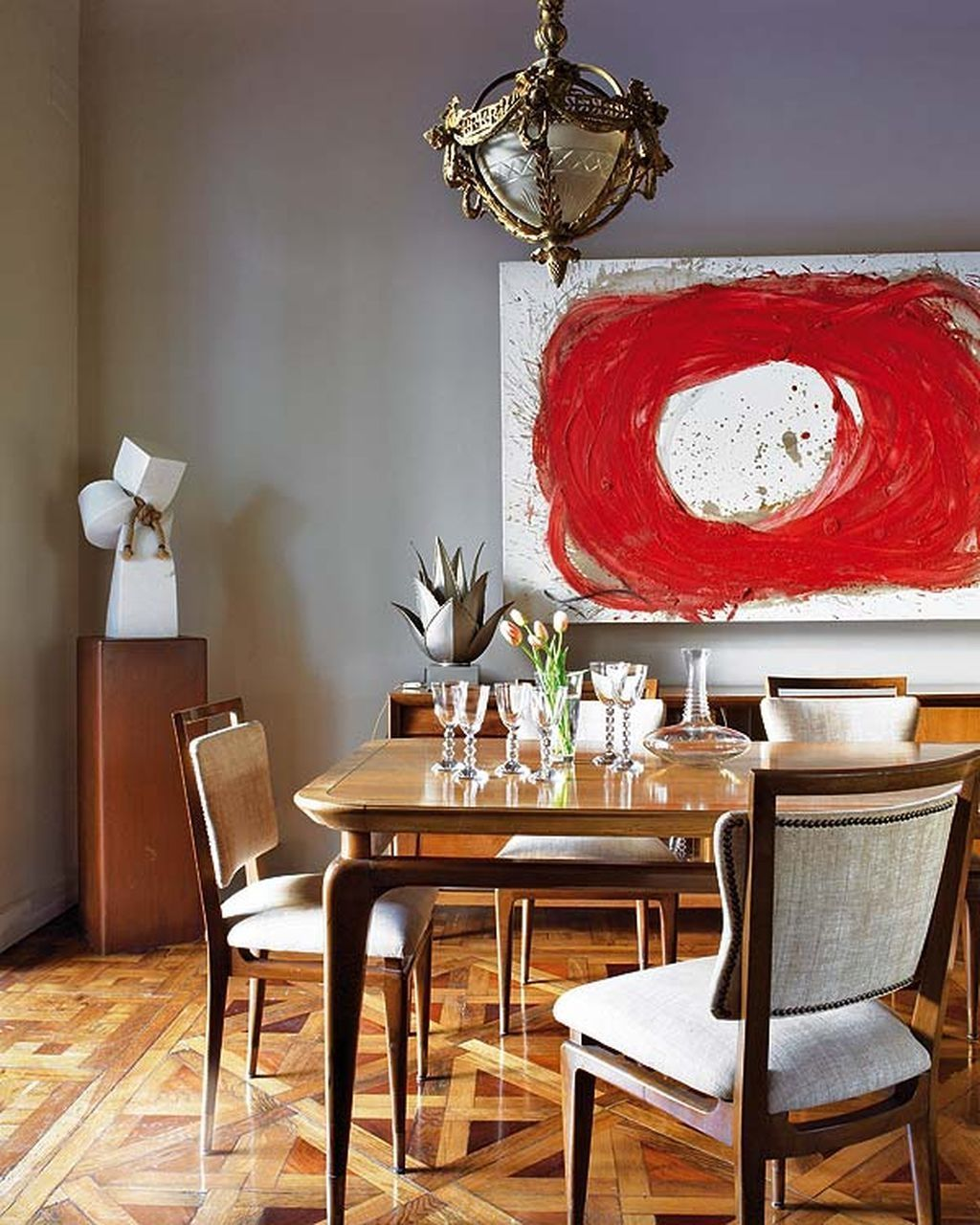 Stunning Romantic Dining Room Decor Ideas Best For Valentines Day 16