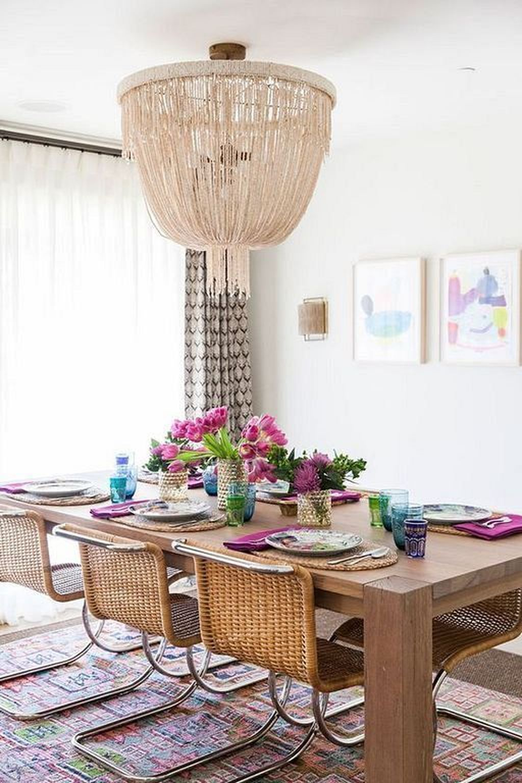 Stunning Romantic Dining Room Decor Ideas Best For Valentines Day 19