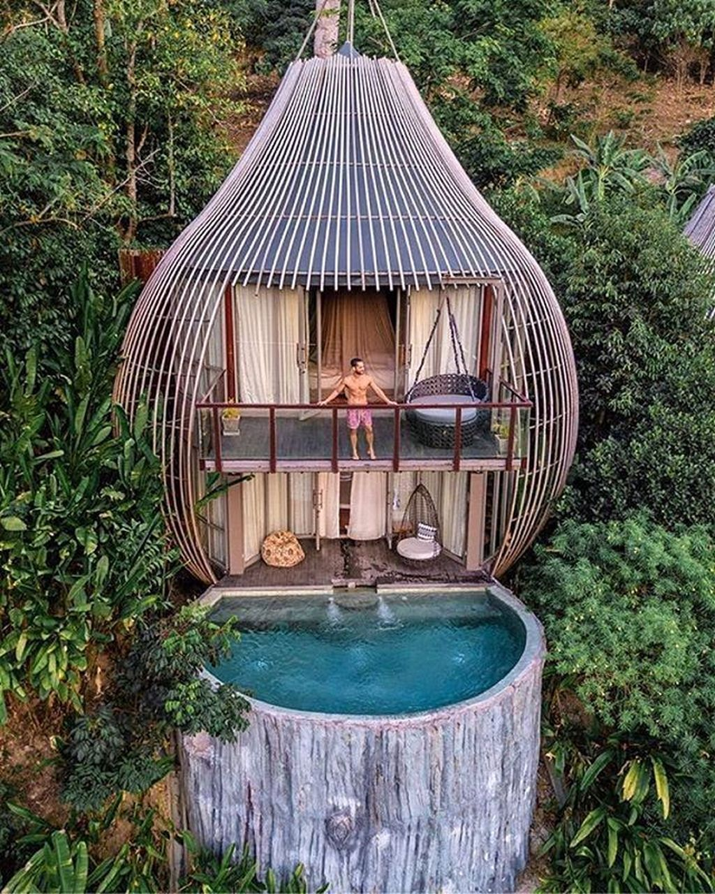 Stunning Tree House Designs You Never Seen Before 14