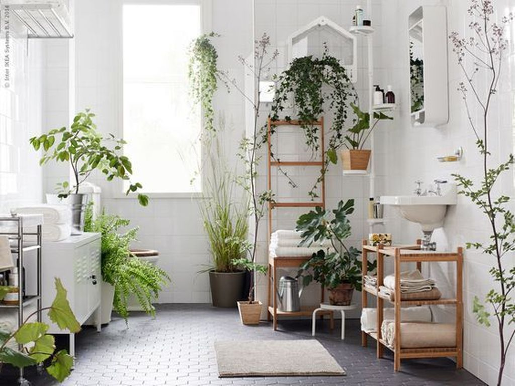 The Best Jungle Bathroom Decor Ideas To Get A Natural Impression 02