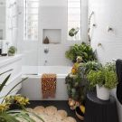 The Best Jungle Bathroom Decor Ideas To Get A Natural Impression 30