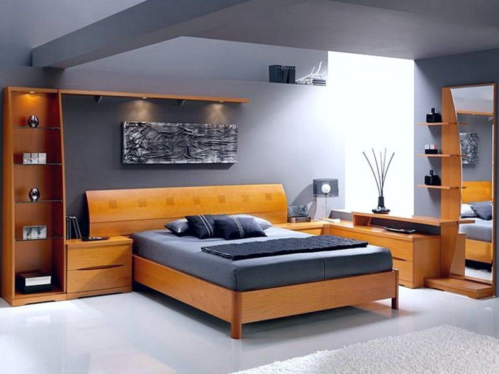 The Best Modern Bedroom Furniture To Get Luxury Accent 32