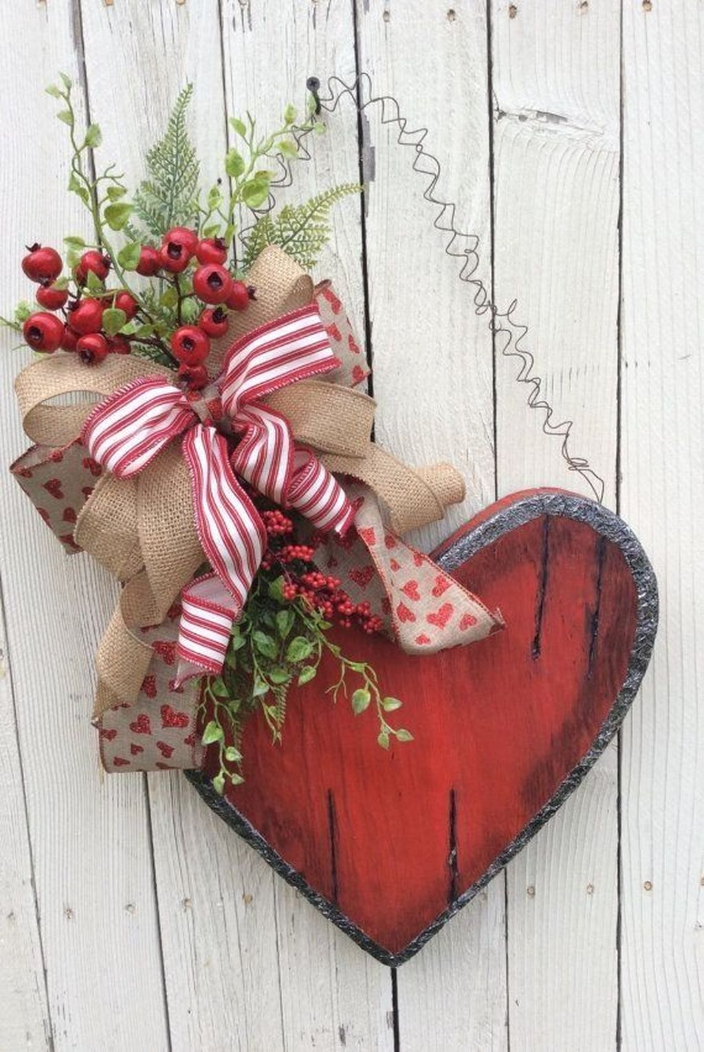 The Best Valentine Door Decorations 01
