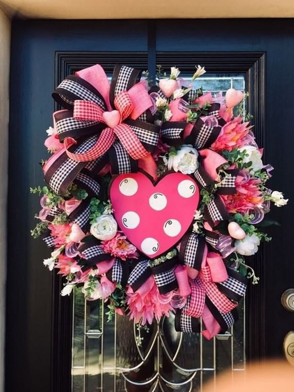 The Best Valentine Door Decorations 07
