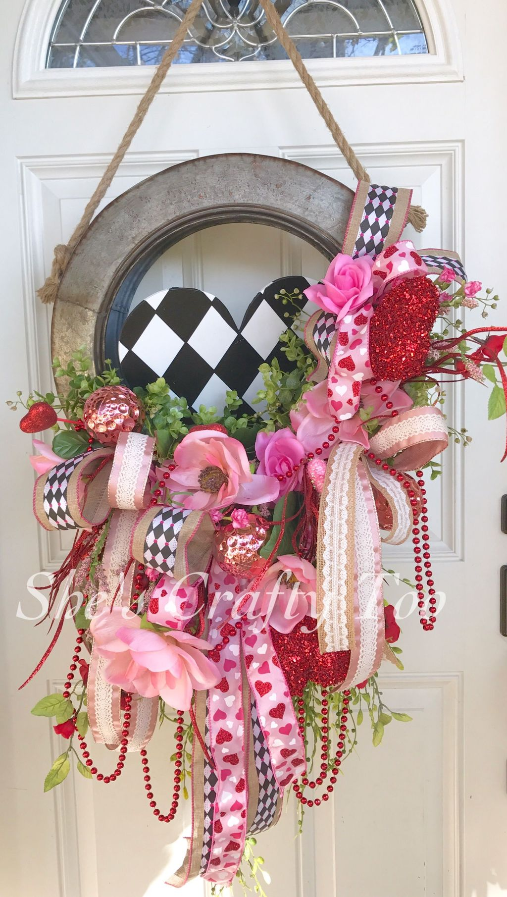 The Best Valentine Door Decorations 17
