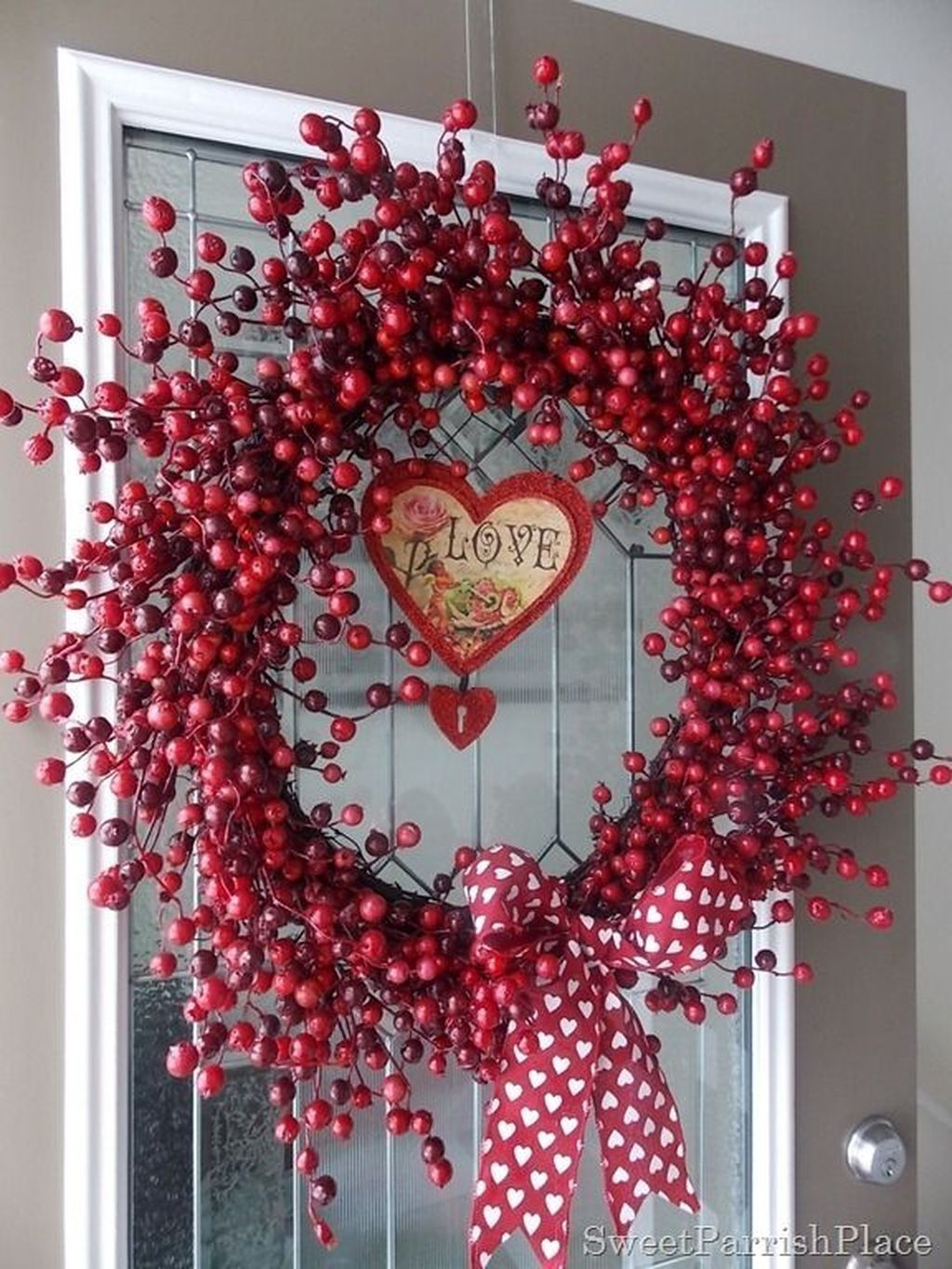 The Best Valentine Door Decorations 18