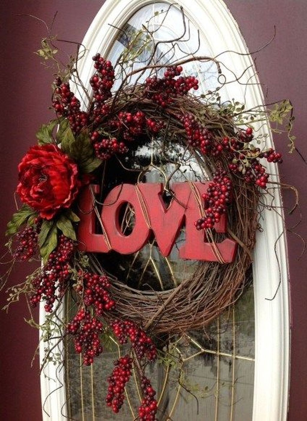 The Best Valentine Door Decorations 23