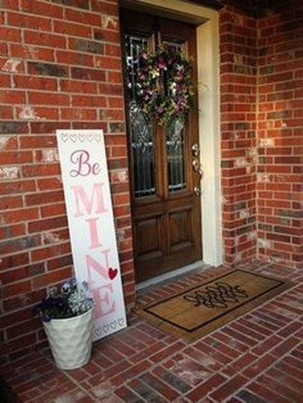 The Best Valentine Door Decorations 24