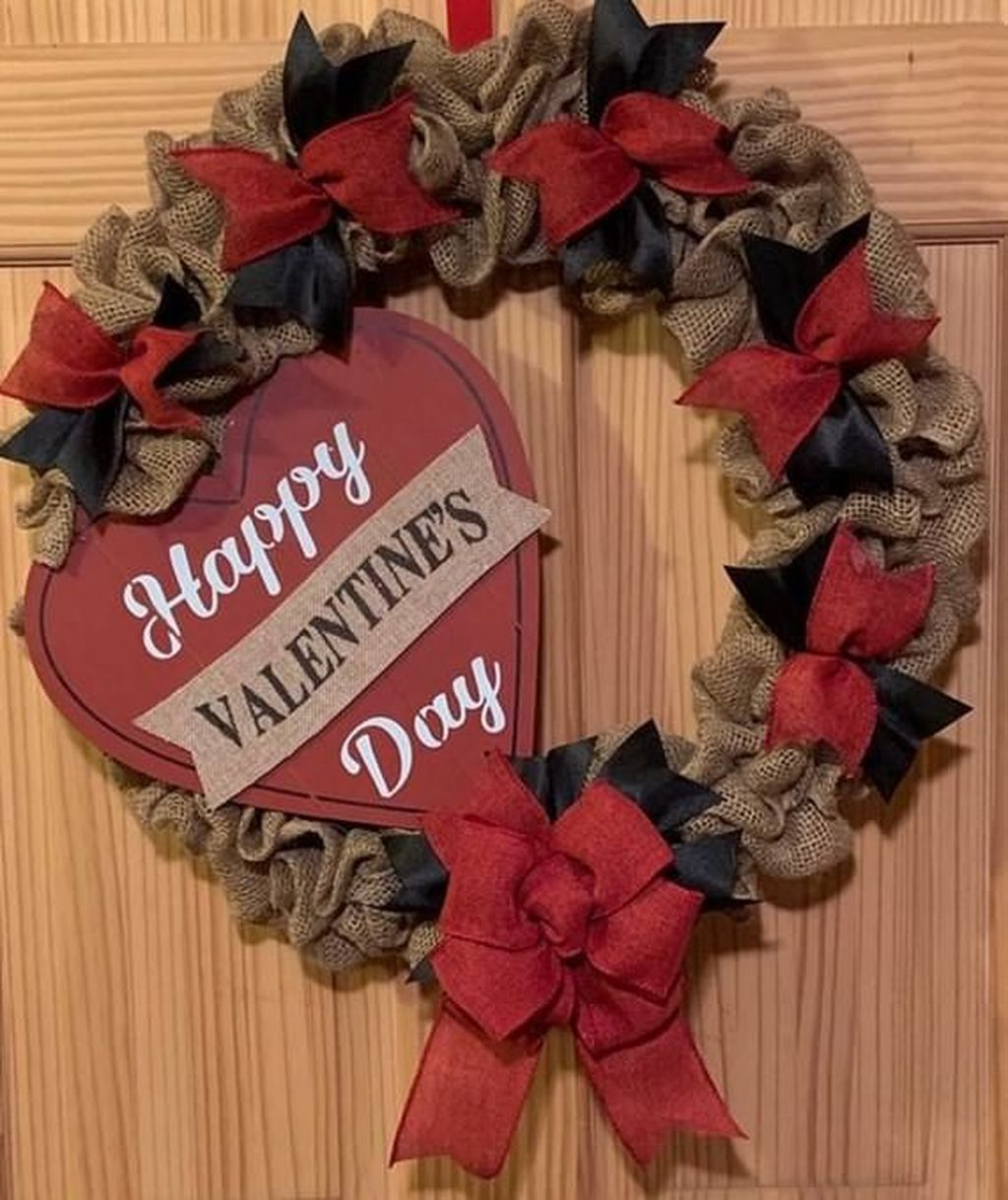 The Best Valentine Door Decorations 27