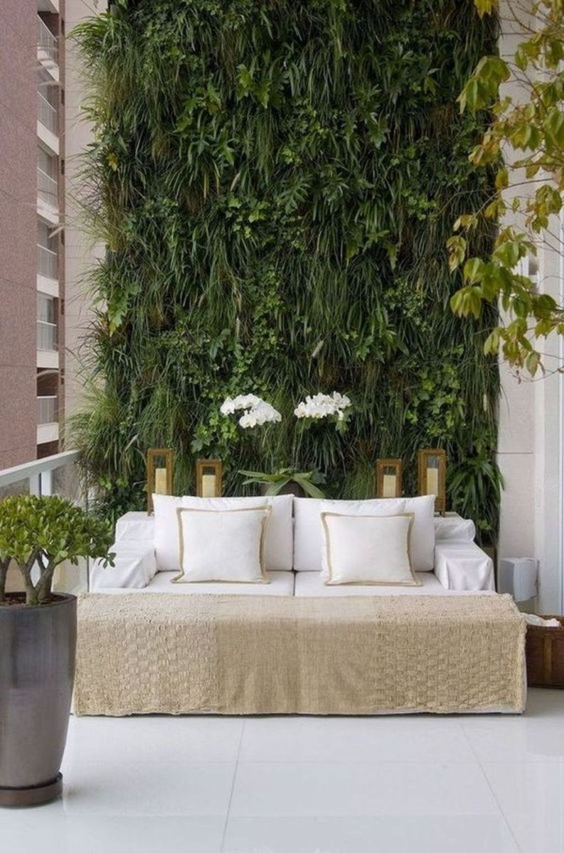 Beautiful Living Wall Indoor Decoration Ideas To Be A Fresh Home 14