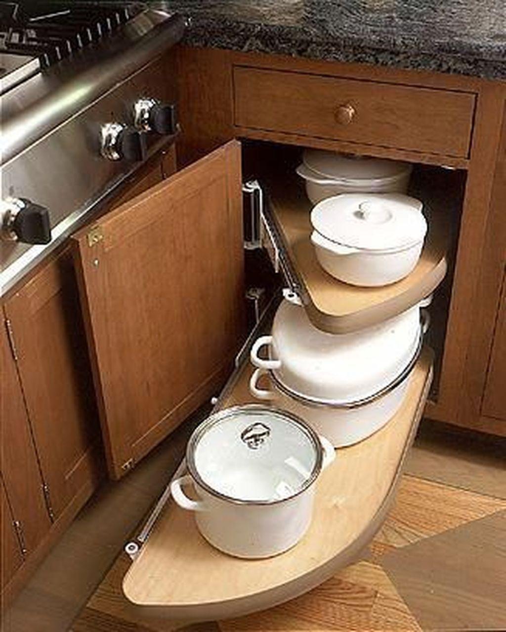 Best Design Ideas For Kitchen Organization Cabinets 06