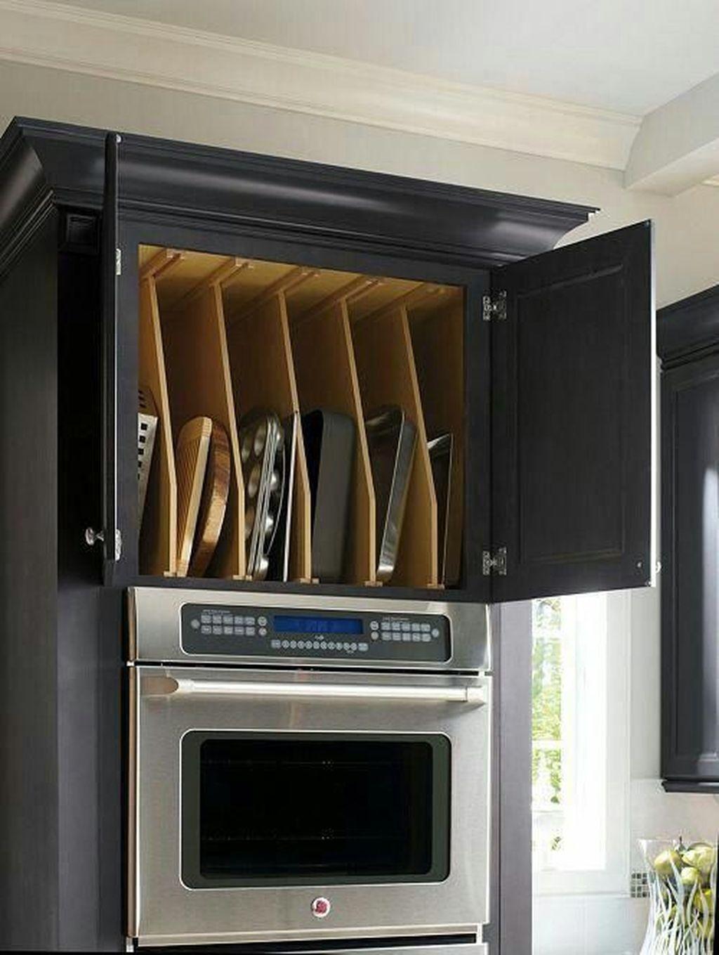 Best Design Ideas For Kitchen Organization Cabinets 19
