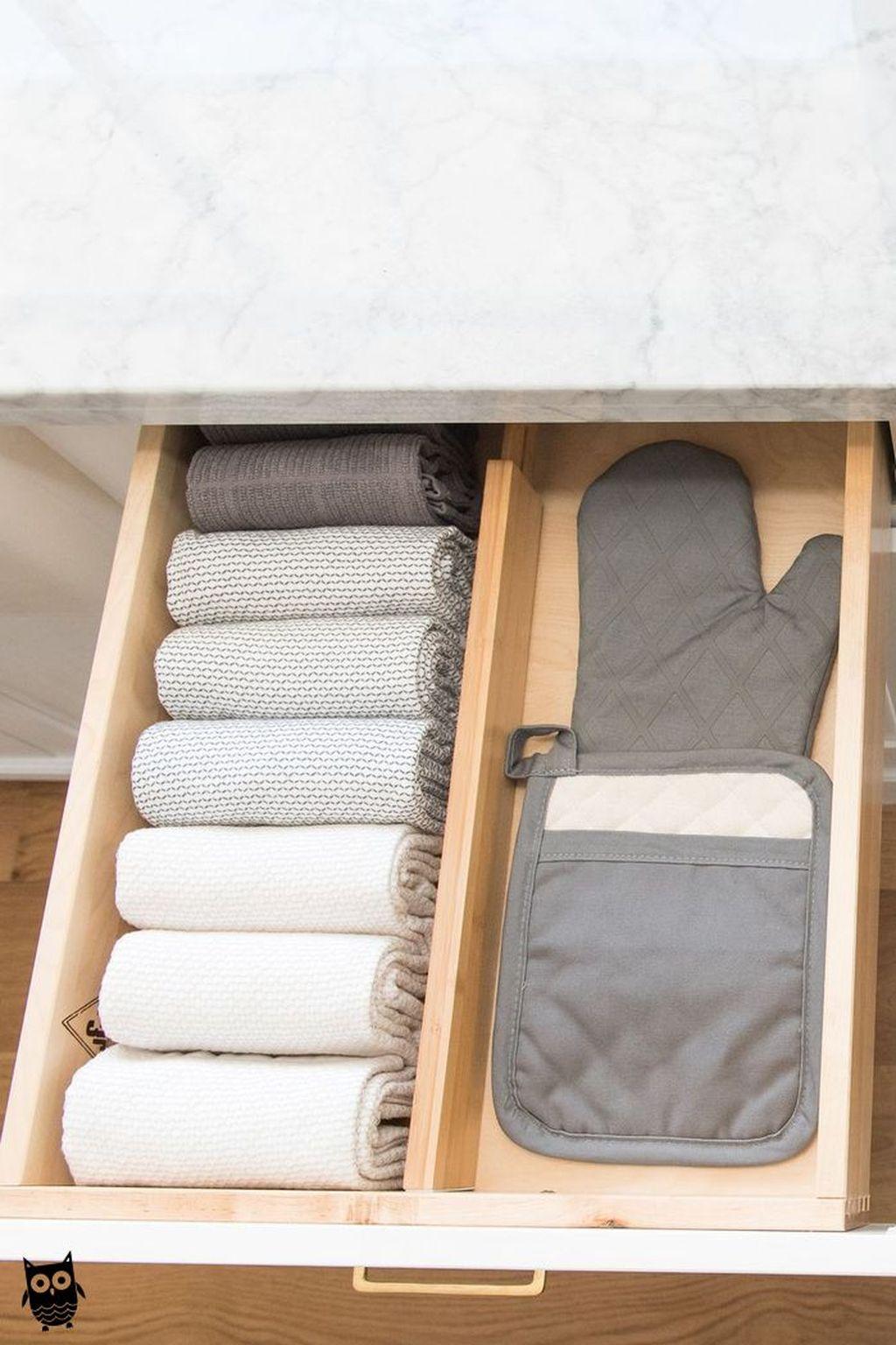 Best Design Ideas For Kitchen Organization Cabinets 31