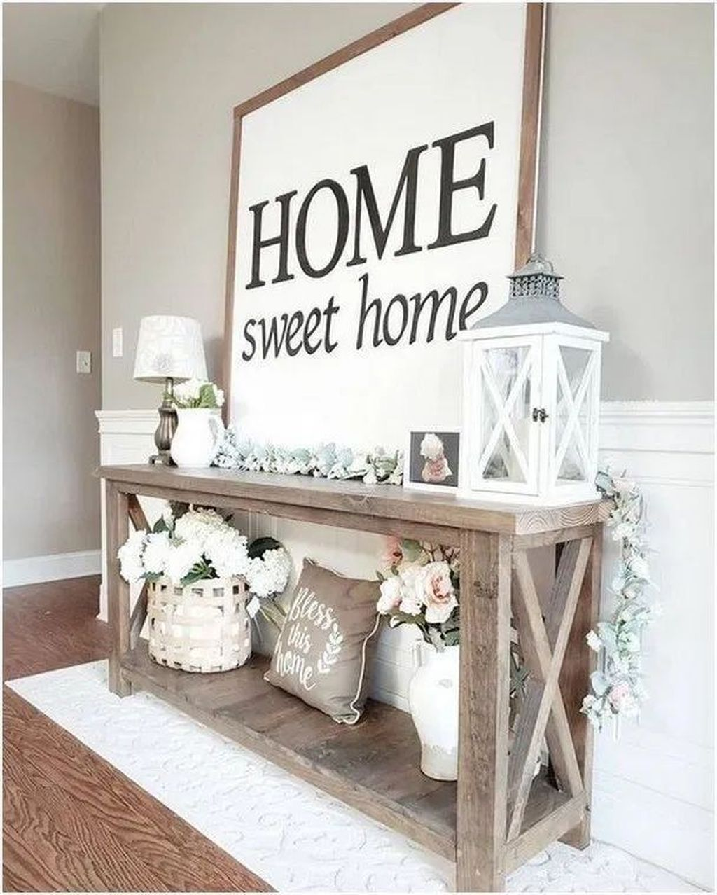 Gorgeous Farmhouse Style Decorating Ideas To Beautify Your Interior 12