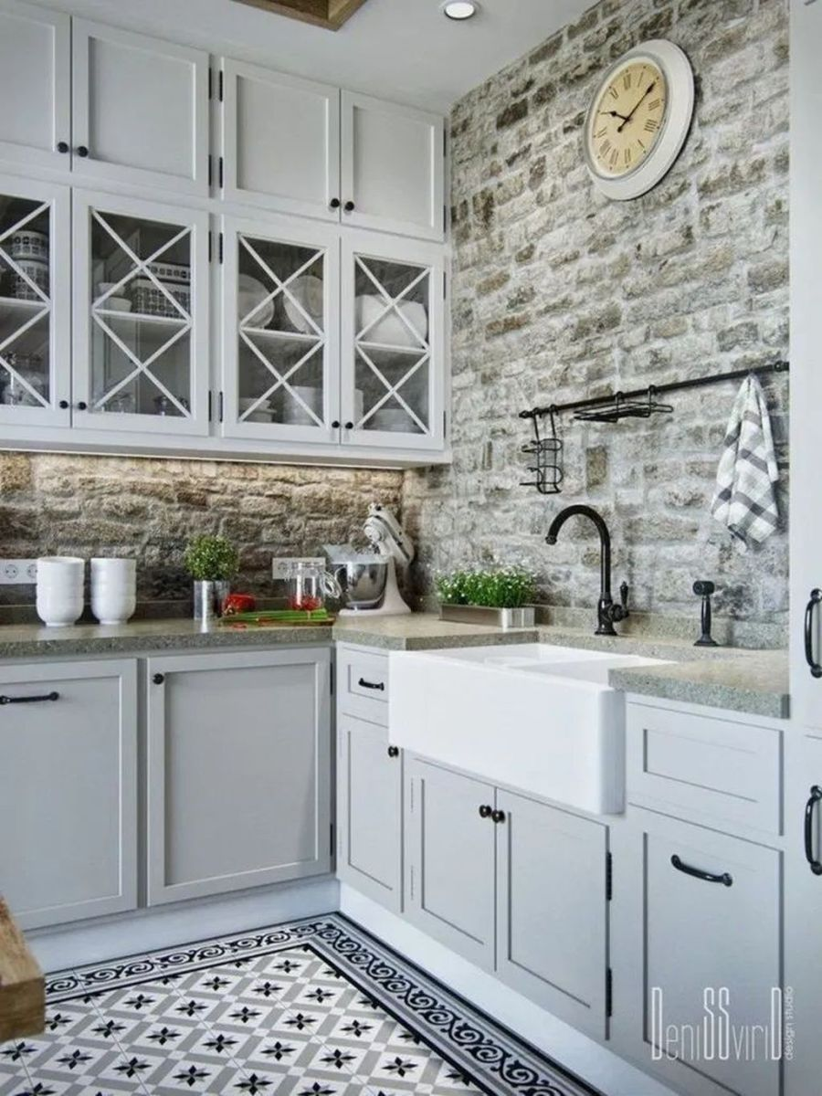 Great Ideas For Modern Farmhouse Kitchen Decorations 06