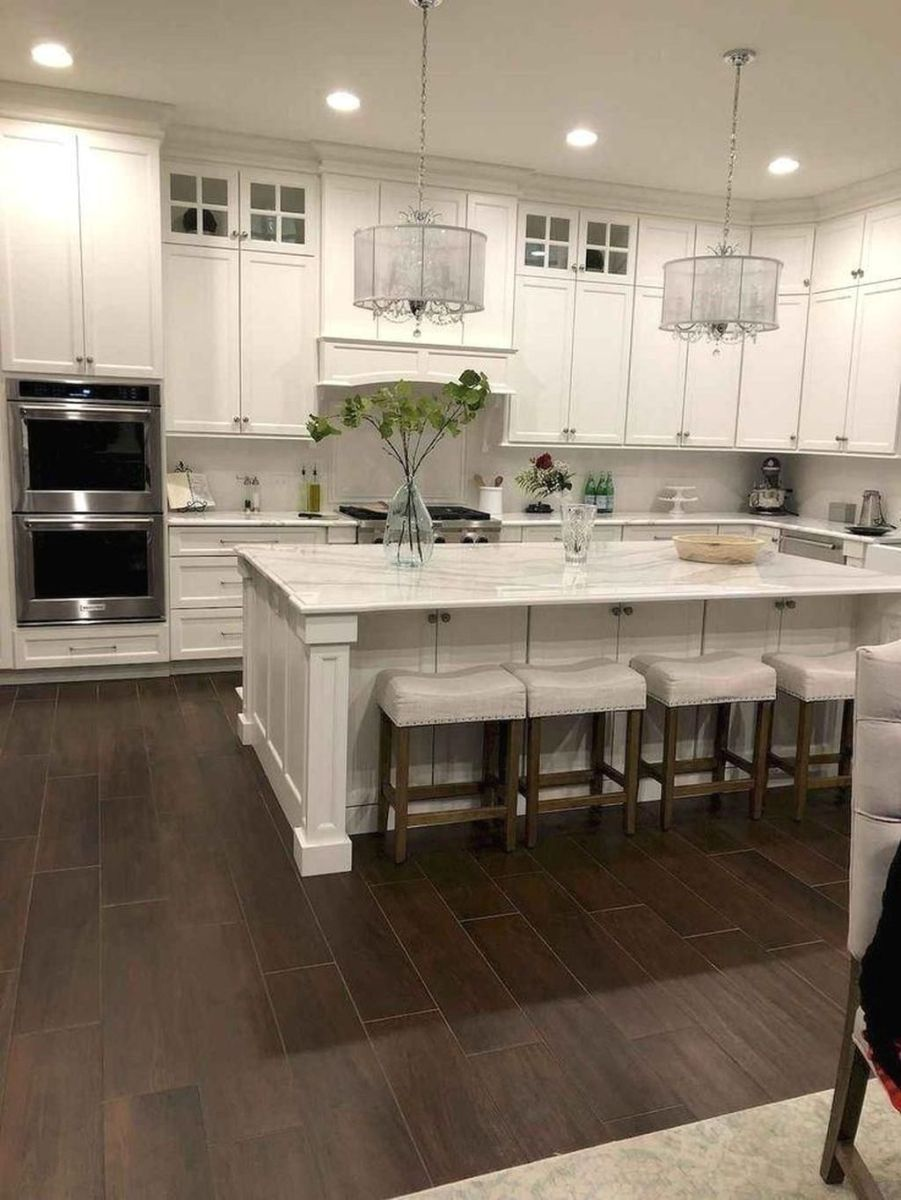 Great Ideas For Modern Farmhouse Kitchen Decorations 31