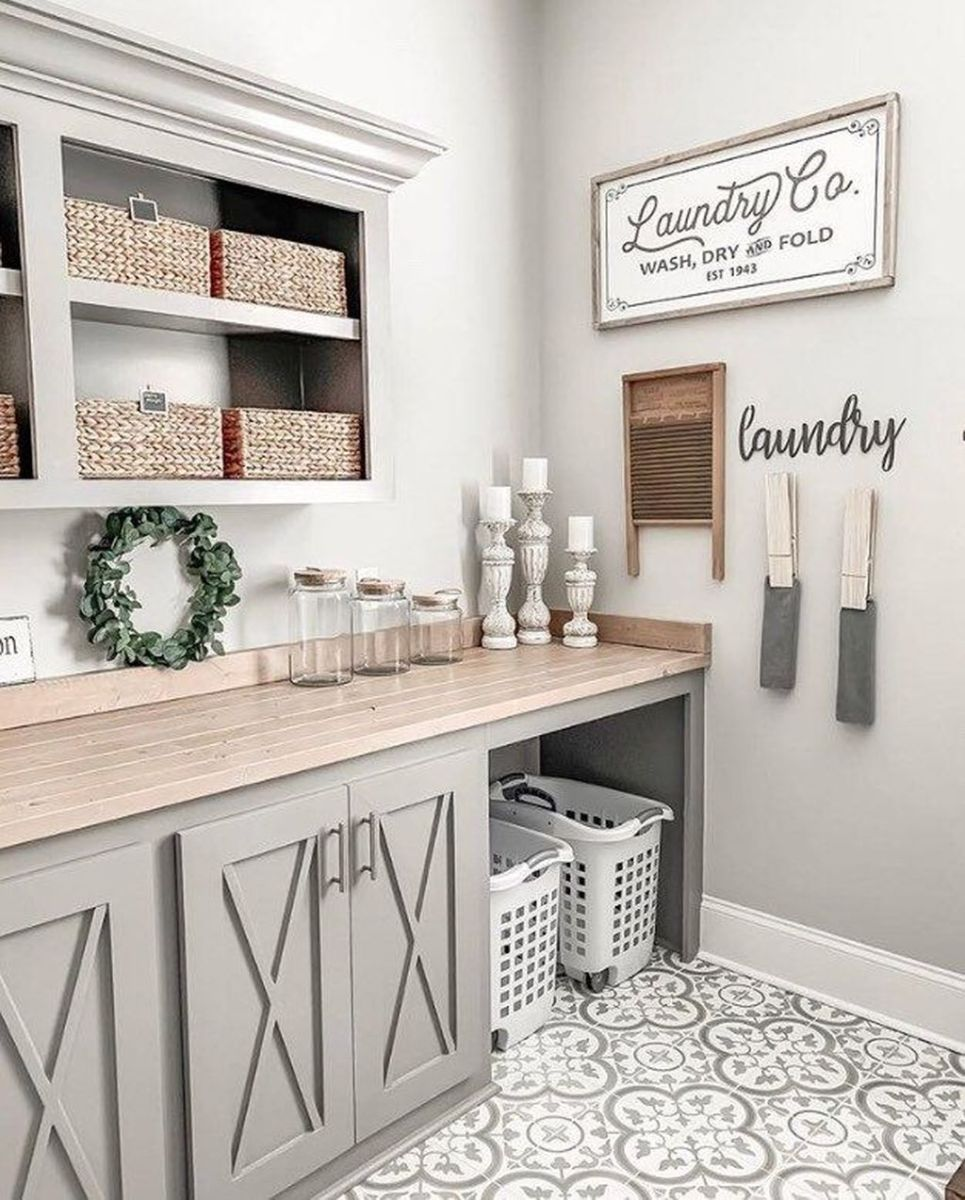 The Best Ideas To Decorate Interior Design With Farmhouse Style 03