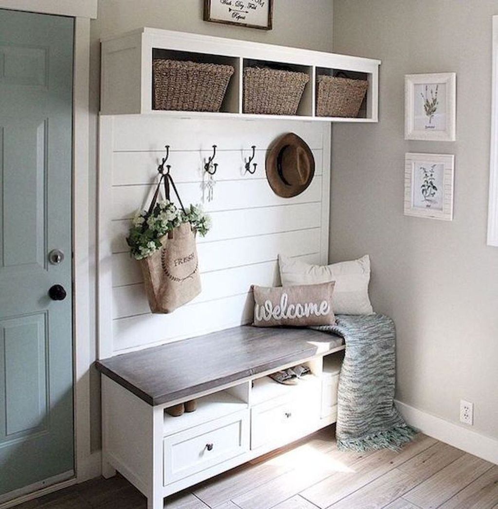 The Best Ideas To Decorate Interior Design With Farmhouse Style 08